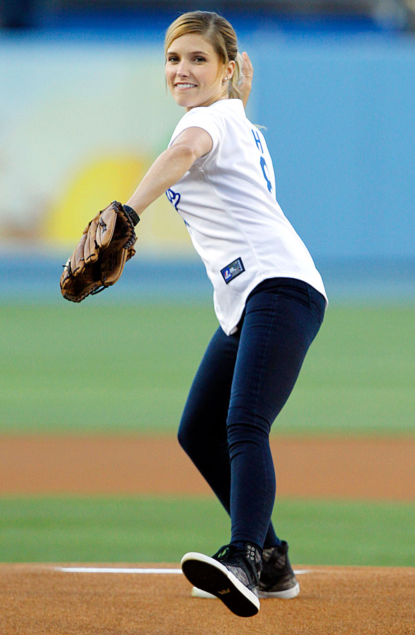 June 13 at Dodger Stadium in Los Angeles