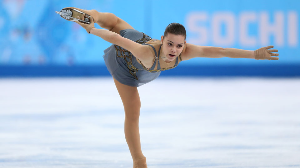 Sotnikova's elements score gave her the edge over defending champion Kim Yu-na.