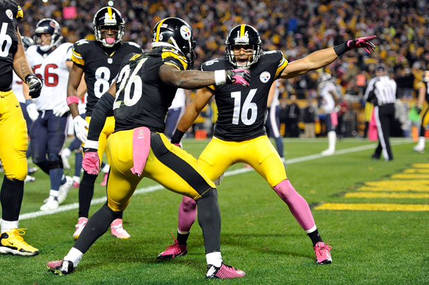 Pittsburgh Steelers :: Getty Images