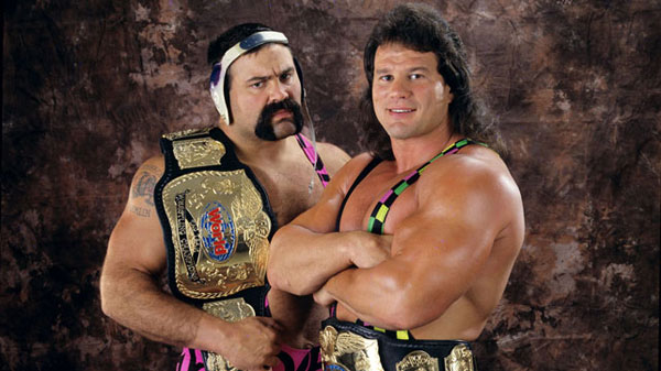 Rick and Scott Steiner