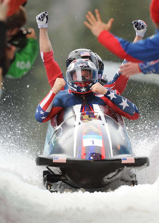 Holcomb participated in the Olympics in 2006 and 2010, and is viewed by many as a favorite to take home gold for Team USA in at least one bobsled event. Holcomb won the gold medal for the four-man bobsled competition at Vancouver. Steven Holcomb's Facebook page.