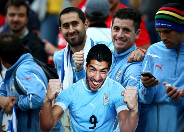 Luis Suarez :: Getty Images