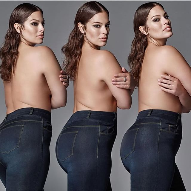 Ashley Graham :: @therealashleygraham/Instagram