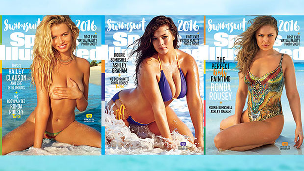 22bd3b5fc38 Tonight on Sports Illustrated Swimsuit 2016 Revealed, viewers got a first  look at SI Swimsuit 2016 as our three covers were unveiled.