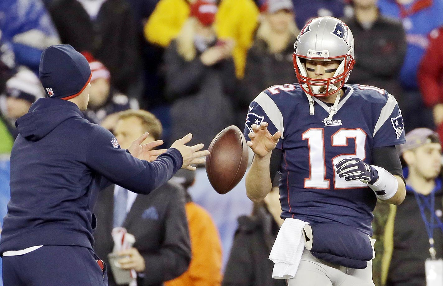 A United States appeals court reinstated Tom Brady's four-game suspension on April 25, 2016, which the NFL originally handed down for his alleged role in a scheme to deflate footballs before the AFC Championship Game on Jan. 18, 2015.