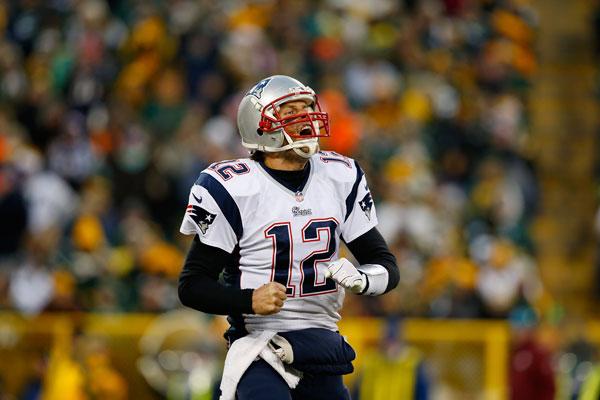 Tom Brady :: AP