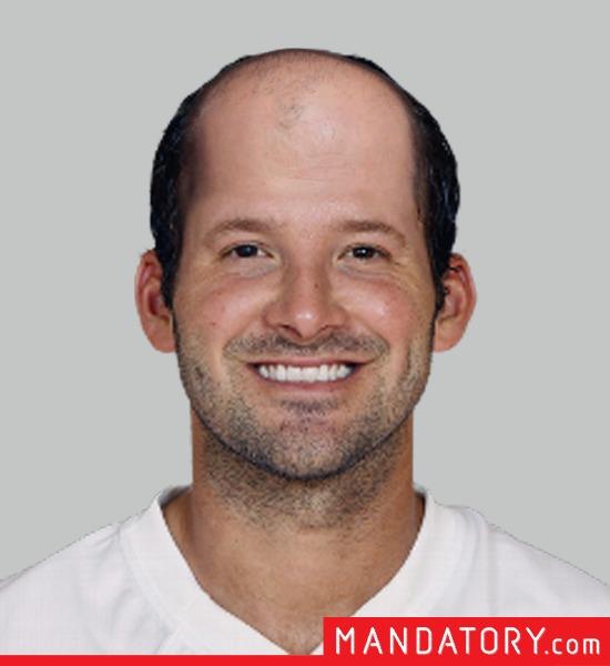 nfl quarterbacks photoshopped as bald photos si com