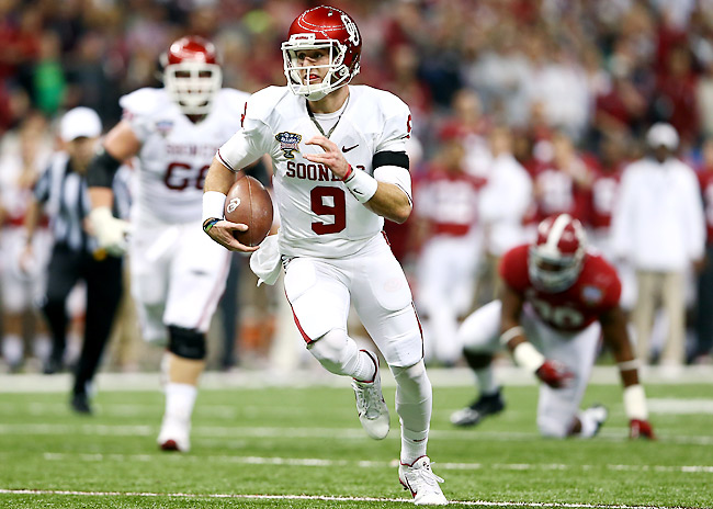 Trevor Knight shined in the Sugar Bowl but still needs to prove he can produce consistently.