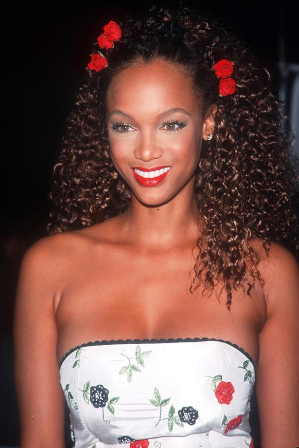 Tyra Banks :: Getty Images