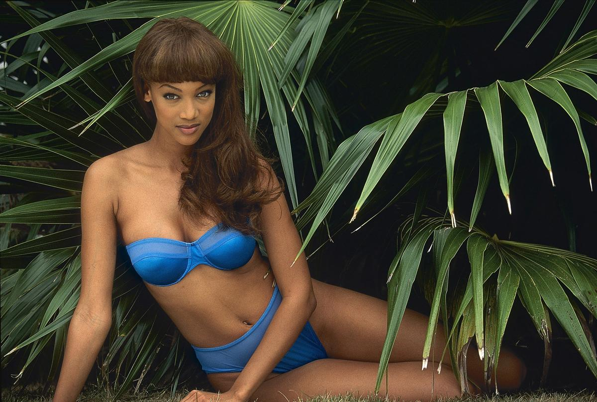 Tyra Banks :: Walter Iooss Jr./SI