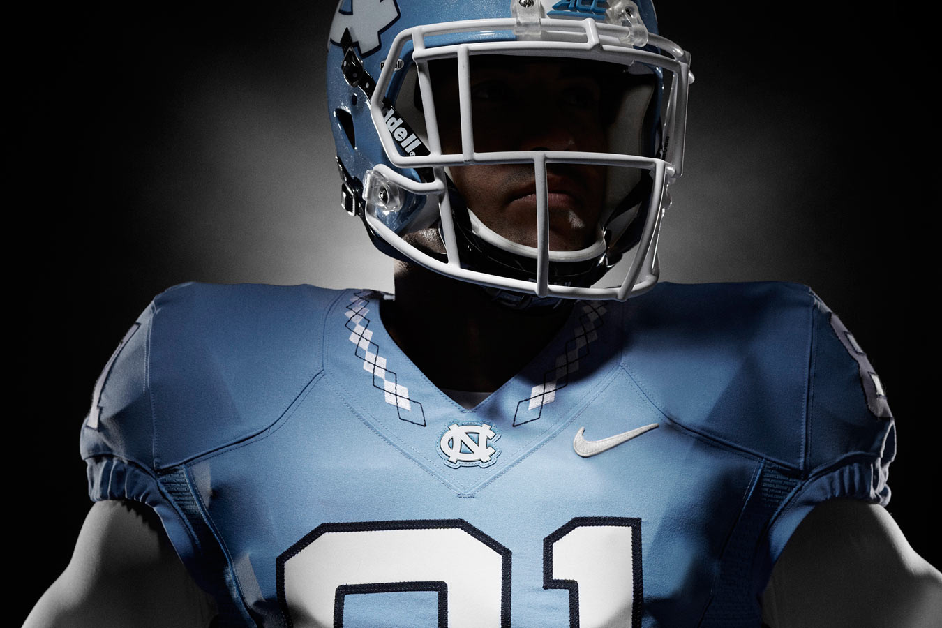 01fc11db7 North Carolina football embraces argyle pattern in new uniforms