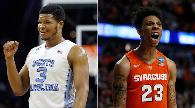 Previewing The 2016 Final Four North Carolina Vs Syracuse Si Kids