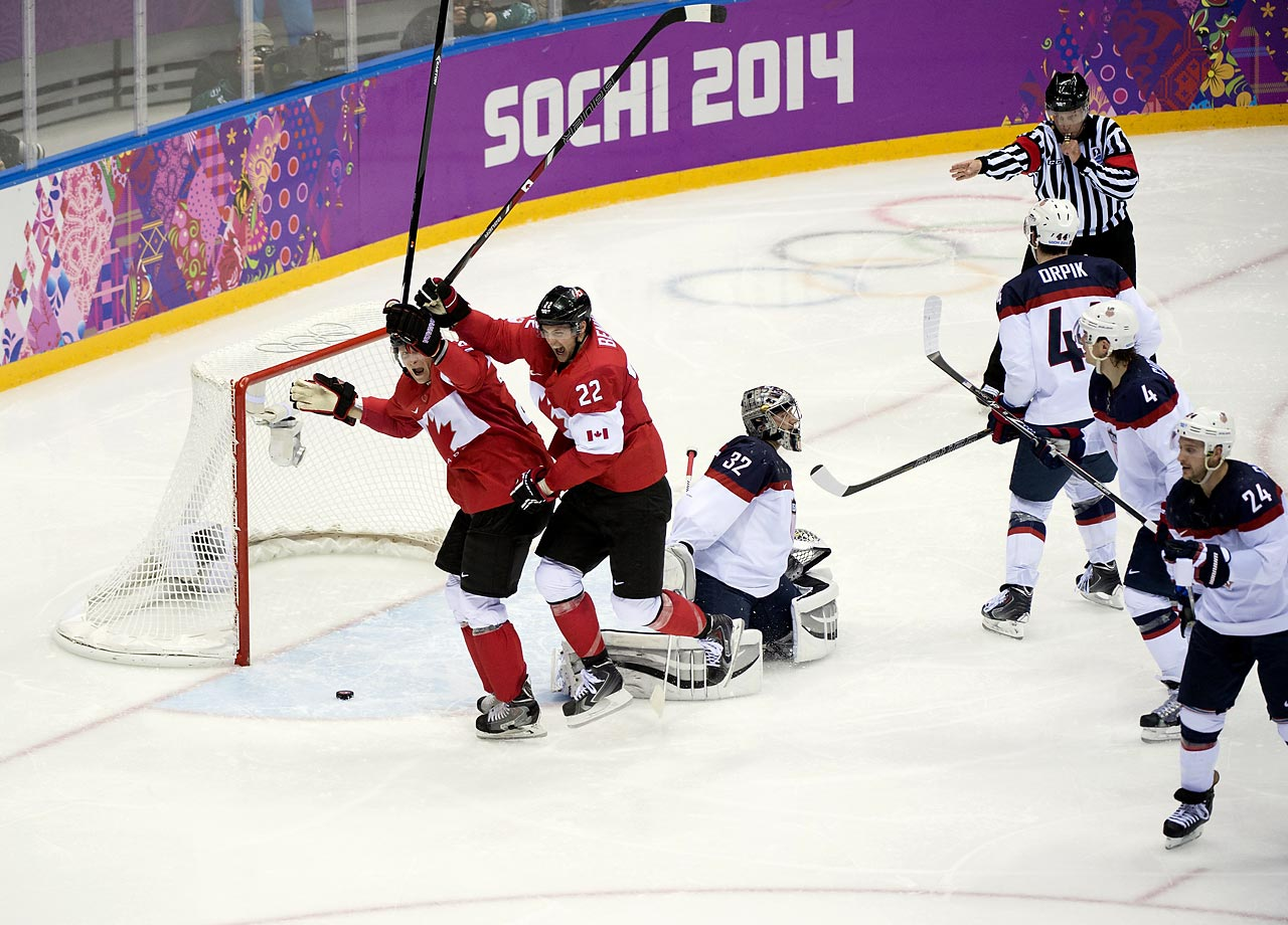 Though the American men's hockey team wasn't the gold-medal favorite entering Sochi, hopes were high for the squad after the team came close to winning gold in 2010. With a balanced roster and excellent goaltending, the U.S. looked like a medal contender at the very least, particularly after the team won all three of its group stage games, including an overtime win over Russia. But the Americans fell to Canada 1-0 in a semifinal matchup, and subsequently lost 5-0 to Finland in the bronze-medal game. For a team that looked destined for a medal, leaving Sochi empty-handed was a major disappointment.