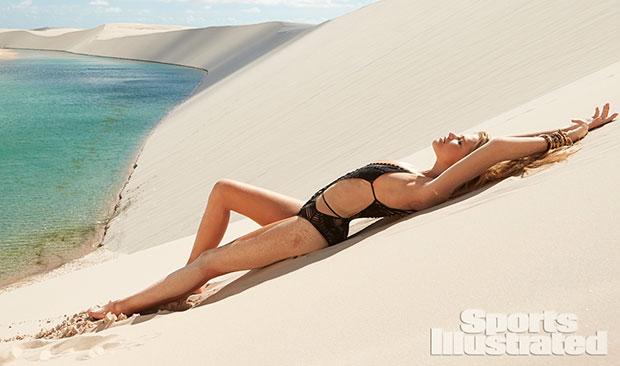 Brazil, SI Swimsuit 2014