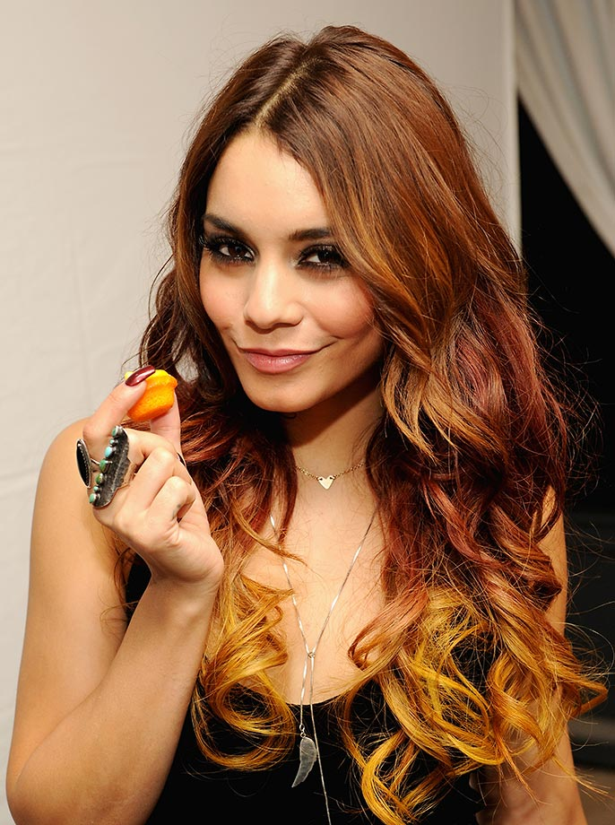 Vanessa Hudgens Lovely Lady Of The Day Si