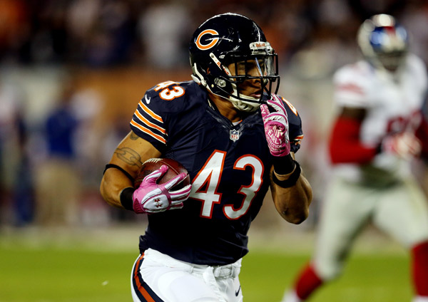 Chicago Bears fullback Tony Fiammetta went with a vegan lifestyle for nine months before giving up the fight because of his cravings for meat.