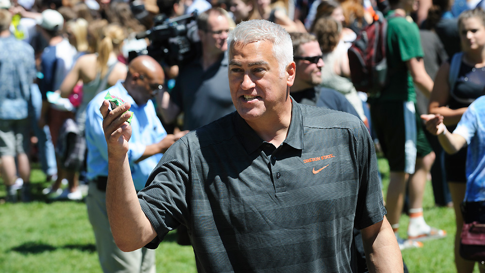 New OSU coach Wayne Tinkle spent eight seasons at Montana before making the jump to the Pac-12.