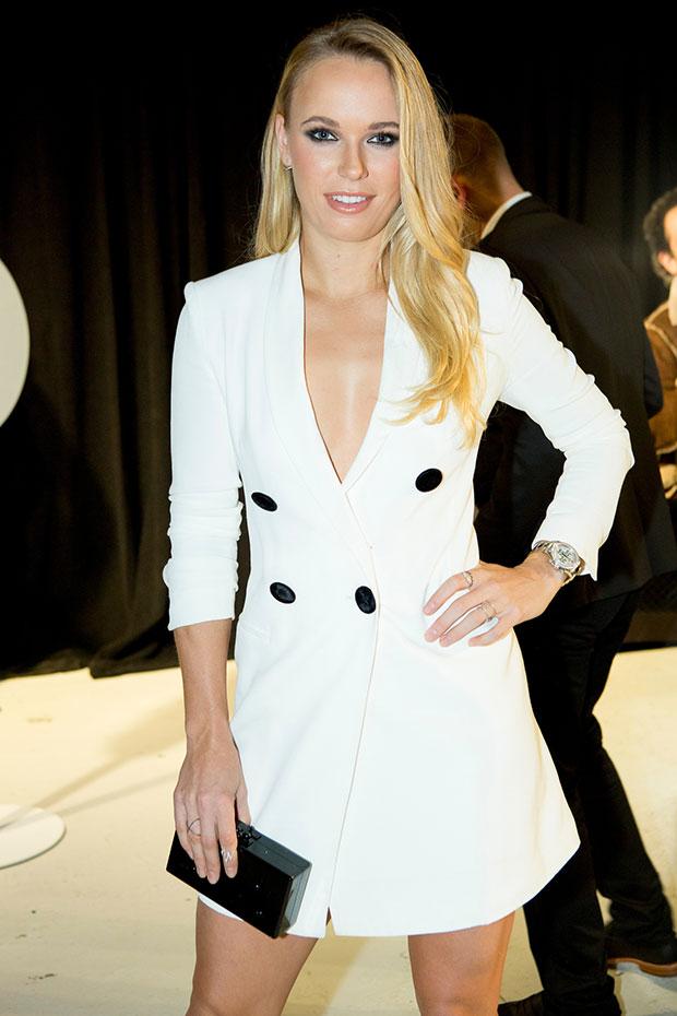 Caroline Wozniacki :: Photo by Taylor Ballantyne