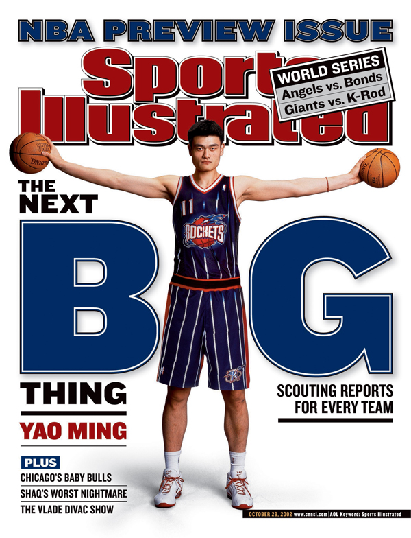 Yao Ming (2002-03)