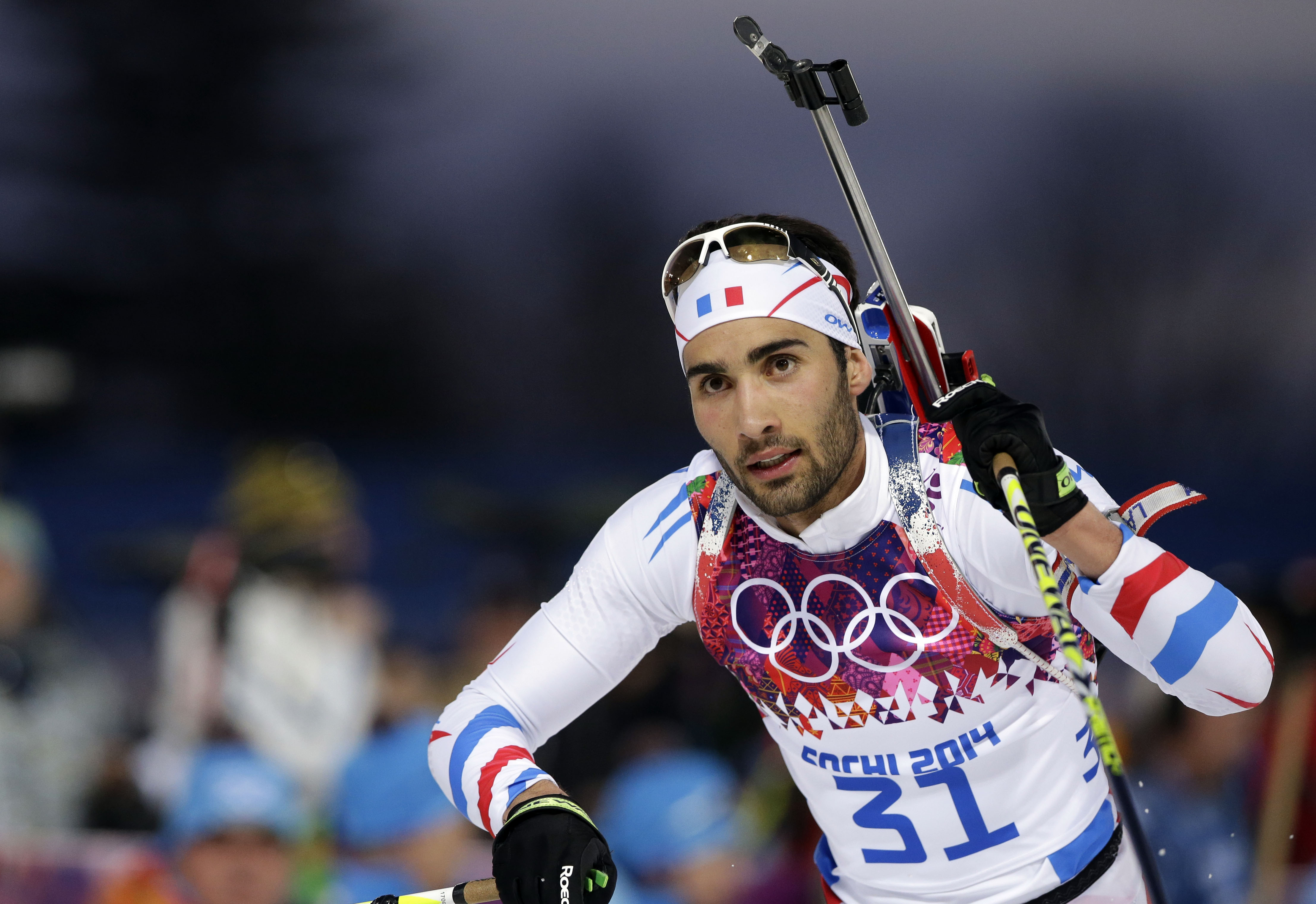 Why Martan Fourcade is so cool)))))))) 37
