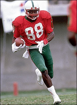 The Jerry Rice Legend Began At Miss Valley State Si Com