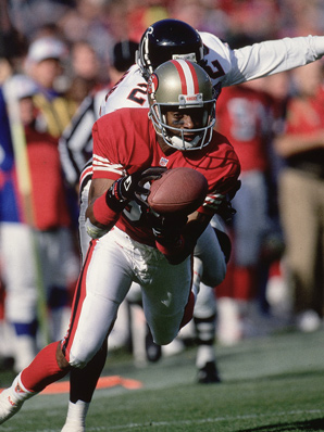 Ann Killion: Covering Jerry Rice was like watching near ...