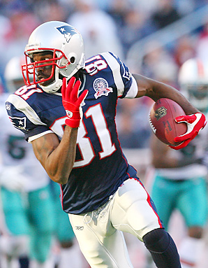 new product 5eff2 dcf09 Kerry J. Byrne: Give Moss his due, but Patriots had better ...