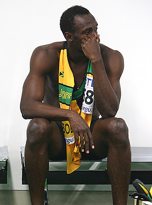 bolt nude usain Athlete