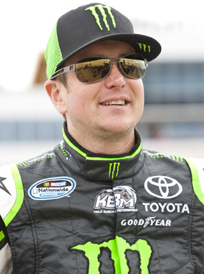 Kurt Busch is a proven winner, but also a proven hothead, making potential sponsors weary of signing on.