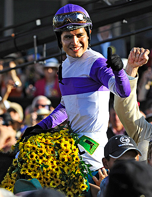 I'll Have Another's jockey Mario Gutierrez provides us with an uplifting story, but I'll Have Another's trainer and owner are more dubious.
