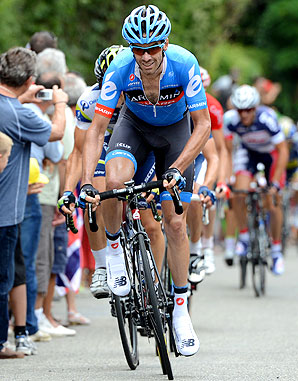 David Millar was one of four British cyclists who won a stage in the 99th Tour de France; it was his first stage win since returning from a two-year drug suspension.