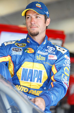 Martin Truex Jr. is on pace for claiming the most top 5 and top 10 finishes of his nine year Sprint Cup career.