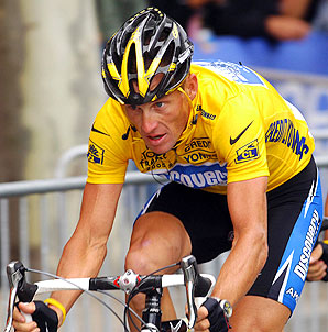 Lance Armstrong chose to not fight the USADA's allegations that he used illegal drugs.
