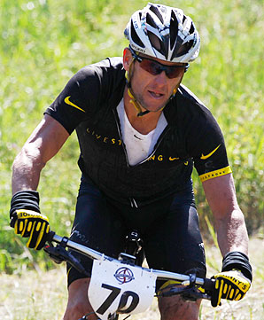 Lance Armstrong's foundation is still thriving even after he was stripped of his Tour de France titles.