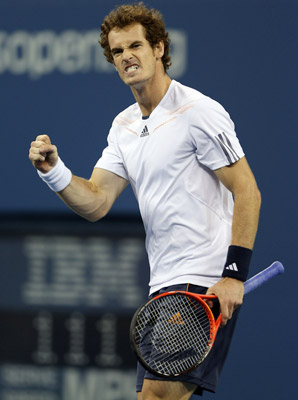 After winning gold at the London Olympics, Andy Murray capped his summer with his first Grand Slam title.
