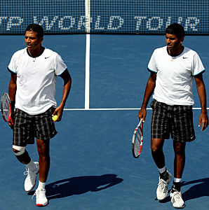 Mahesh Bhupathi and Rohan Bopannarefused to partner with Leander Paes in doubles at the London Olympics.