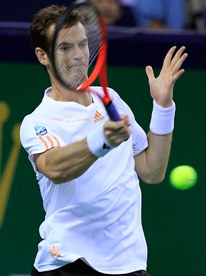 Andy Murray will face Novak Djokovic in a rematch of the U.S. Open final.