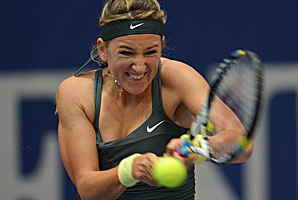 Victoria Azarenka has won 13 straight matches without dropping a set since losing the U.S. Open final last month.