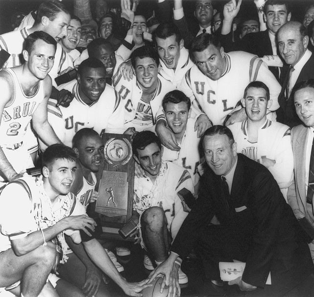 "From showcasing ""the run"" to launching a hoops' dynasty, the 1964 UCLA Bruins forever changed the course of college basketball and put John Wooden on the map. As we celebrate the most influential college hoops squad of all time, we take a look back at their magical season."