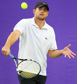 Andy Roddick retired in September, ending his competitive career with one major.