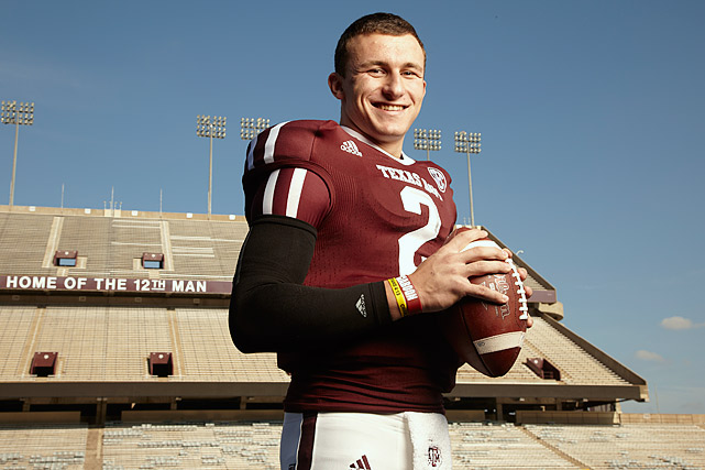 Johnny Manziel wasn't allowed to talk to the media until recently. So Andy Staples compiled the testimony of friends, family, coaches and some of Manziel himself to explain how he became the best player in college football.