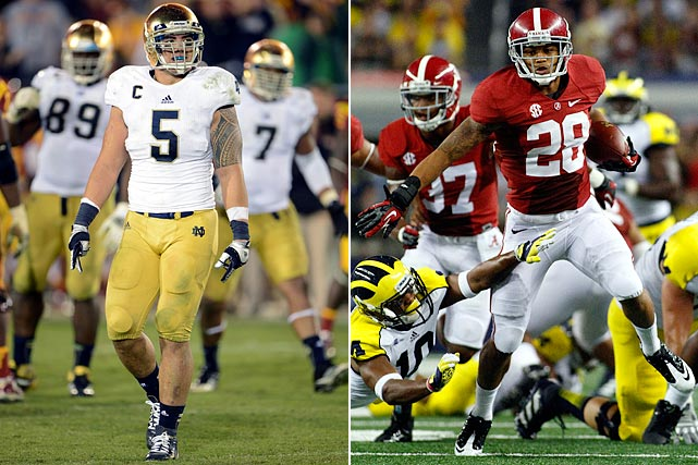 You want a showdown→ You've got one. The Crimson vs. Gold. Roll Tide vs. Shake Down the Thunder. Knute vs. Bear. Tim Layden looks into the biggest college football game in decades, a history-drenched showdown that embodies the essence of the game. Andy Staples and Stewart Mandel provide their cases for each team.