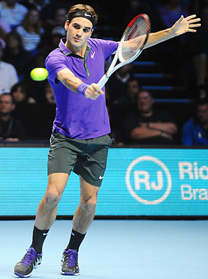 Roger Federer has won every Grand Slam title and an Olympic doubles gold but not an Olympic singles title.