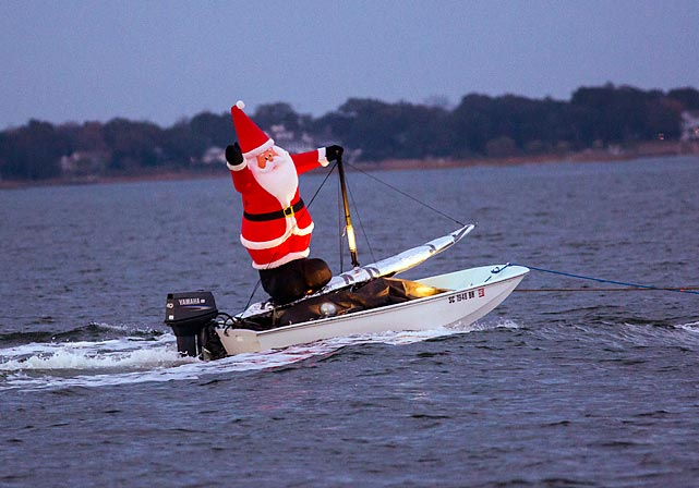 Welcome to <italics>Did You See That?</italics>, America's most festive photo gallery. Let's cruise through this week's edition.