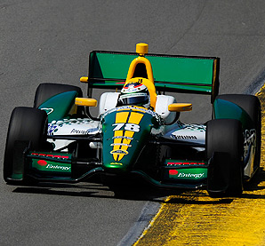 Lotus will no longer supply engines for IndyCar cars, leaving Chevrolet and Honda as the only two.