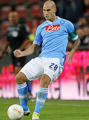 Paolo Cannavaro has been with Napoli since 2006.
