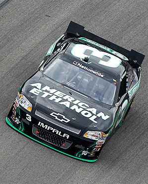 American Ethanol sponsors the No. 3 car driven by Austin Dillon in the Nationwide Series.
