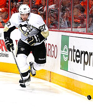 After the last lockout, fan support was regained with the help of young rising stars such as Sidney Crosby (above).