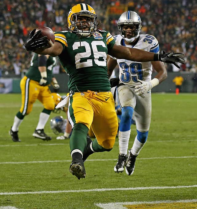The Bears are the third best team in the league against running backs in fantasy, and the Packers' ground game is nothing to write home about, but in recent weeks the Packers have rededicated themselves to the running game. The only two running threats Green Bay employed last week were Alex Green and Harris, the former Troy star, who was liberated from the practice squad last week for his first career touchdown. He's a desperation move, but he brings a lot more upside than other available options like Tashard Choice, Mike Goodson and Felix Jones.