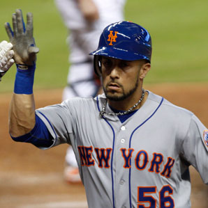 Andres Torres spent three seasons with the Giants before they traded him to the Mets last December to acquire center fielder Angel Pagan.
